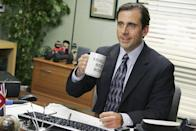 <p>This episode is <em>The Office</em> at its cringiest. Michael Scott has to fire an employee by the end of the month, so he waits until the very last day to decide. It's Halloween, and everyone is getting ready for the party and dressed in costume (he has a papier-mâché Michael on his shoulder), making the situation all the more awkward. Michael shows his ineptitude as a boss and his obsessive desire to have everyone like him (sorry, Devon).</p><p><strong>Jim's Costume:</strong> Three-hole punch paper</p>