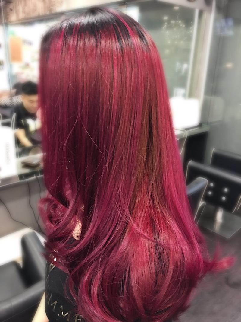 Which Are The Hair Colours That Require Only One Bleach To Achieve