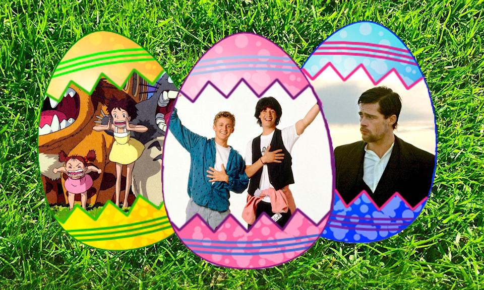 There's some cracking movies on telly this Easter weekend.