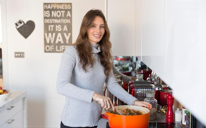 Deliciously Ella - Credit: Andrew Crowley