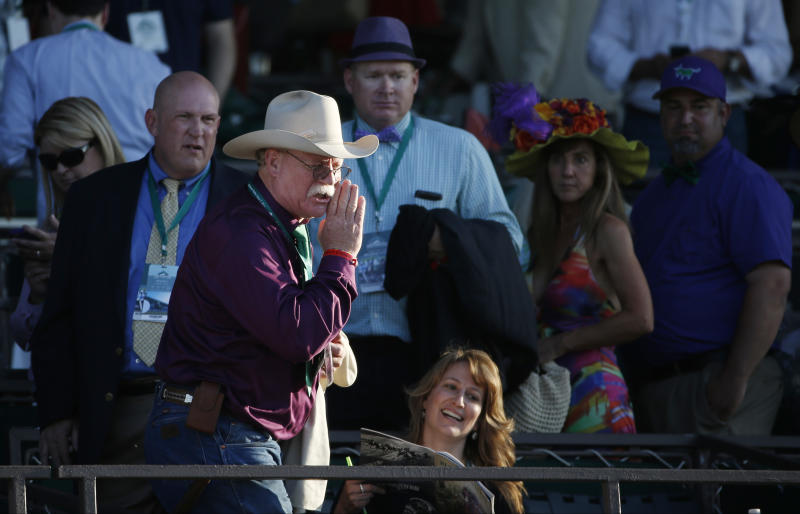 California Chrome co-owner apologizes for outburst
