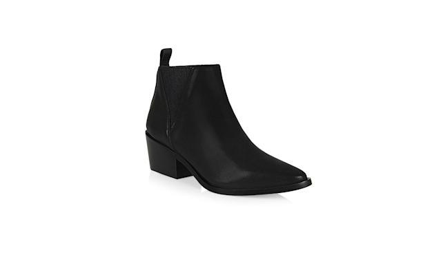 "<p>Lillie, $365, <a href=""https://www.lacanadienneshoes.com/us/booties/lillie-4940022-black"" rel=""nofollow noopener"" target=""_blank"" data-ylk=""slk:lacanadienne.com"" class=""link rapid-noclick-resp"">lacanadienne.com</a> </p>"