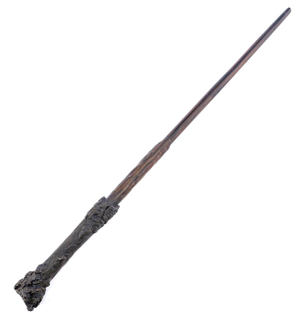 Harry Potter's wand (Prop Store/PA)