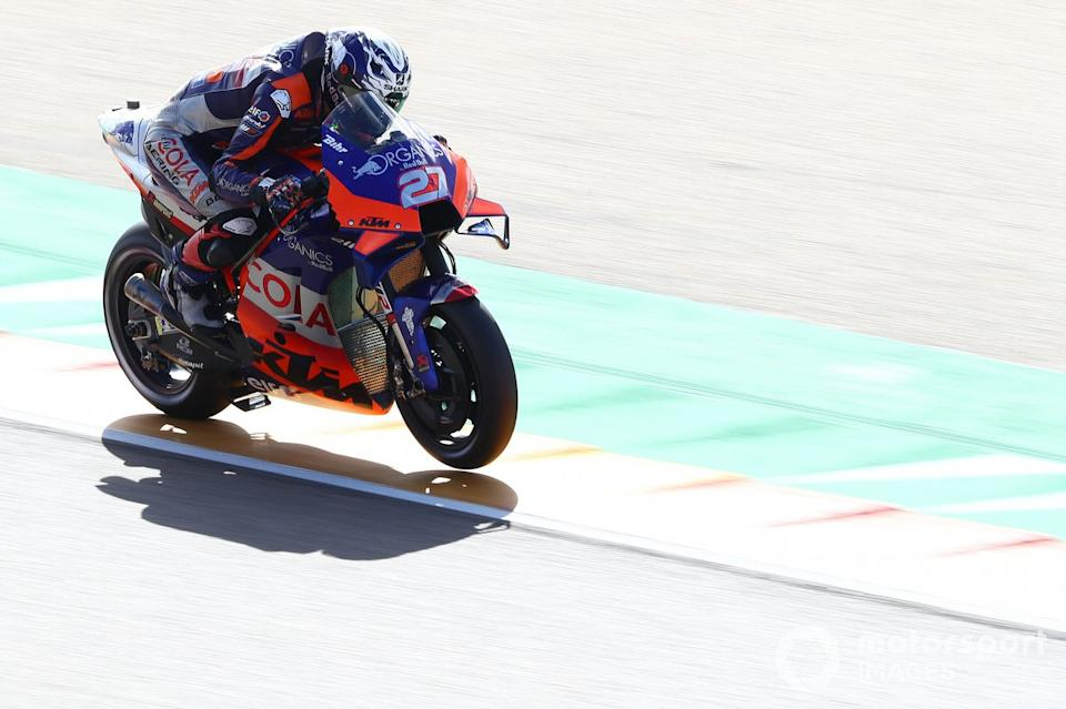 """Iker Lecuona, Red Bull KTM Tech 3<span class=""""copyright"""">Gold and Goose / Motorsport Images</span>"""