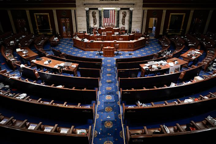 APTOPIX Congress Electoral College (Copyright 2020 The Associated Press. All rights reserved)