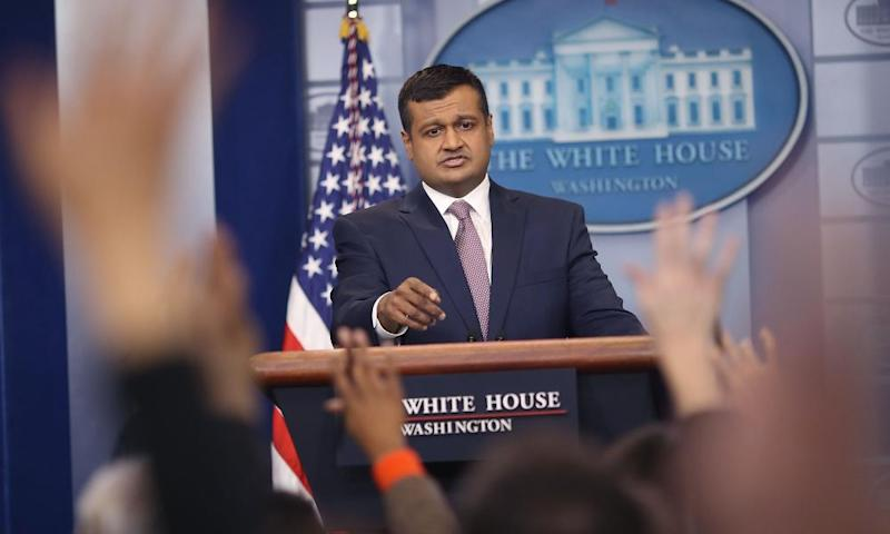 Deputy press secretary Raj Shah said: 'I think it's fair to say that we all could have done better over the last few hours, or last few days, in dealing with this situation.'