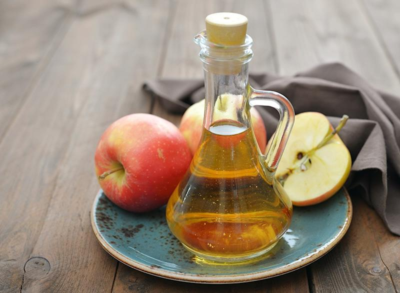how to lose belly fat - apple cider vinegar
