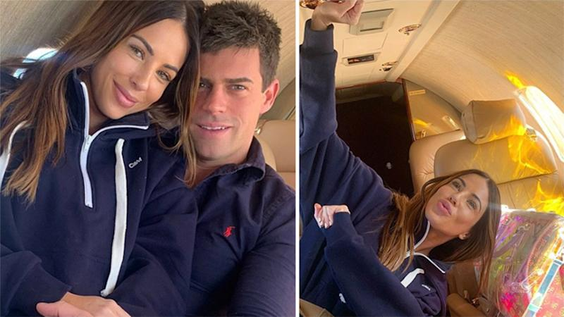 mafs kc and michael private jet