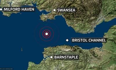 Earthquake Hits South West And Wales