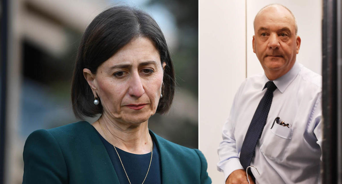 Gladys lied about relationship with Daryl Maguire, former staffer admits