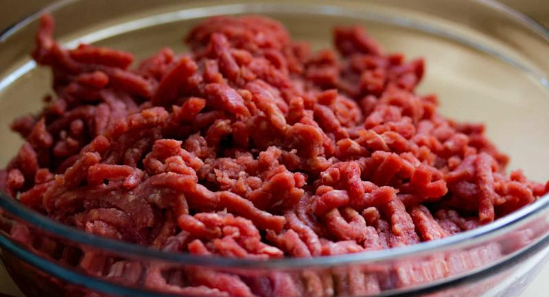 Million Pounds Of Ground Beef Recalled For Salmonella