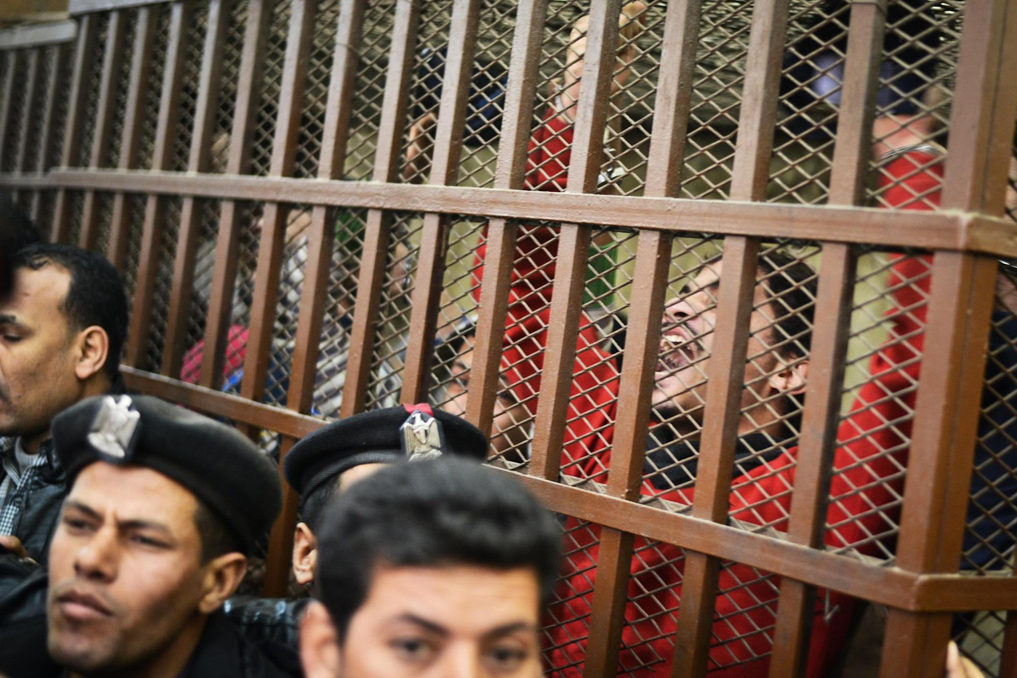 Egyptian officials systemically abuse, torture gays, rights group says