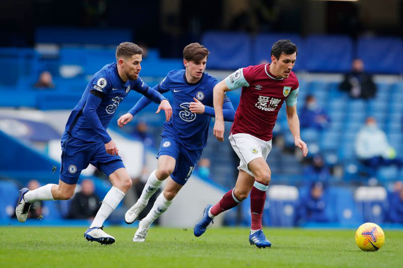 Premier League - Chelsea v Burnley