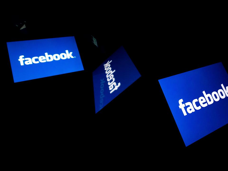 Sophie Zhang, who worked as a low-level data scientist at Facebook, left the company in 2020 (AFP via Getty Images)
