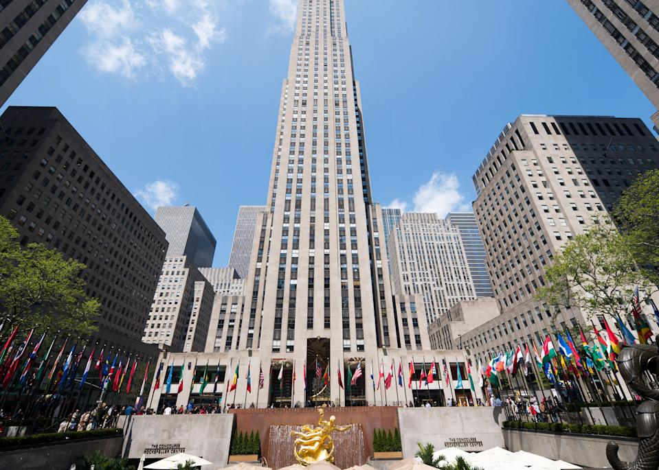 """<p><strong>Tell me: What's this place all about?</strong> Rockefeller Center sits in the heart of midtown Manhattan, both in terms of its physical location and its prominent place in the city's folklore and culture. Whether you want to check out a performance on the plaza outside the TODAY show, visit the <a href=""""https://www.cntraveler.com/gallery/christmas-in-new-york-city?mbid=synd_yahoo_rss"""" rel=""""nofollow noopener"""" target=""""_blank"""" data-ylk=""""slk:Christmas"""" class=""""link rapid-noclick-resp"""">Christmas</a> tree, or practice your best moves on the ice skating rink, you're in for an iconic, family-friendly experience. If you buy a ticket to Top of the Rock, you'll enjoy spectacular views of the city below.</p> <p><strong>What's it like being there?</strong> Excitement reigns in the plaza—you never know when you'll see a celebrity popping out of 30 Rock. With so many recognizable landmarks in such a small area, you're bound to constantly be pointing and looking up.</p> <p><strong>Is there a guide involved?</strong> No guide needed; just walk around to take it all in.</p> <p><strong>Who comes here?</strong> Tourists and New Yorkers (but lots of tourists).</p> <p><strong>Did it meet expectations?</strong> The iconic artwork, the Channel gardens, the marquees, and the views add up to an only-in-New York city experience.</p> <p><strong>Any other tips?</strong> One of the best parts of Rockefeller Center is that it's free to wander around. Top of the Rock is a paid, timed ticket, but to walk around—or just walk through—is a great way to spice up any Midtown excursion.</p>"""
