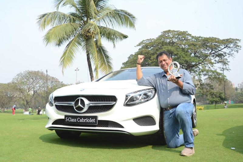 Mercedes Trophy: Jaysinh Dave Clinches Final Spot for Nationals