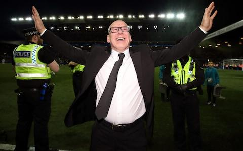Morris has been Derby's owner since September 2015 - Credit: PA