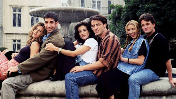 PHOTO: The cast of 'Friends.' (Reisig & Taylor/NBC/NBCU Photo Bank via Getty Images)