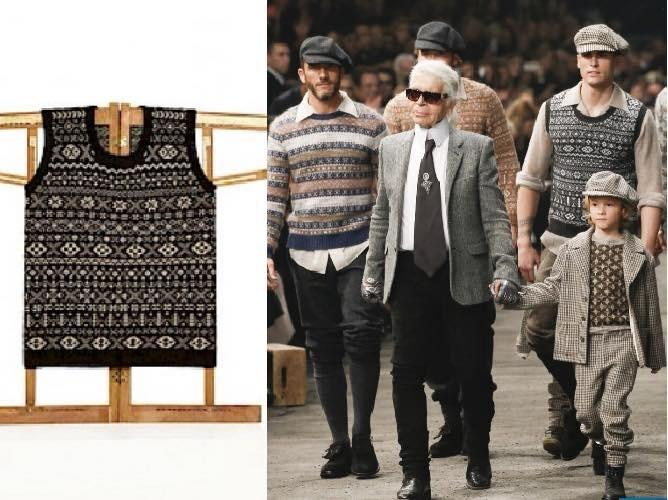 UPDATE: Chanel Apologizes for Copying Scottish Designer's Knitwear