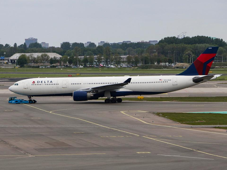 Delta Air Lines Airbus A330-300