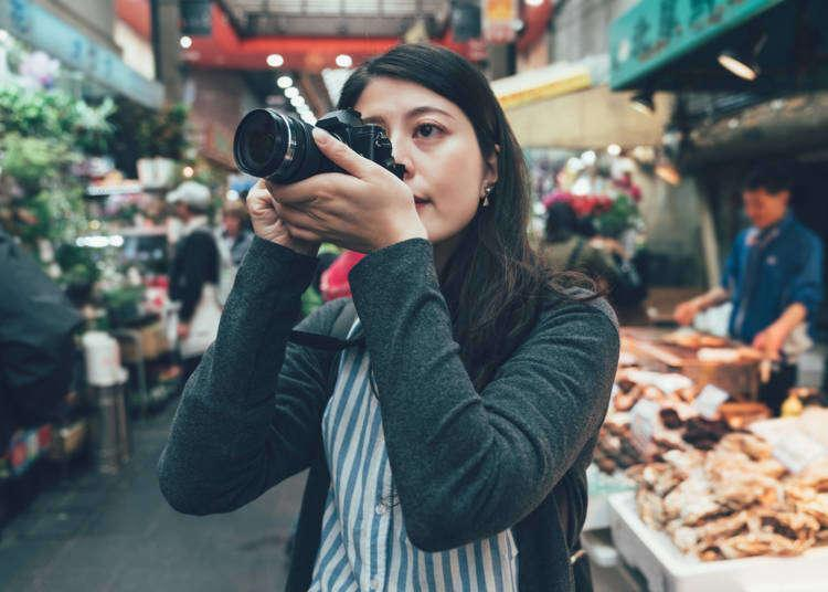 Etiquette in Japan: 'I Can't Take a Photo Here?!' Top 5 Tips Tourists Always Forget in Kyoto (2020 Version)