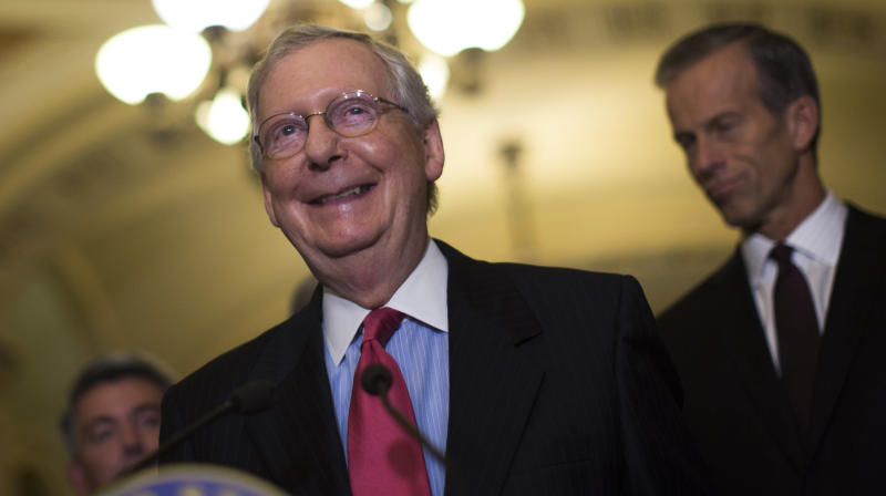 Senate GOP Gives Huge Gift To Big Banks, Stripping Consumers Of Right To Sue As Group