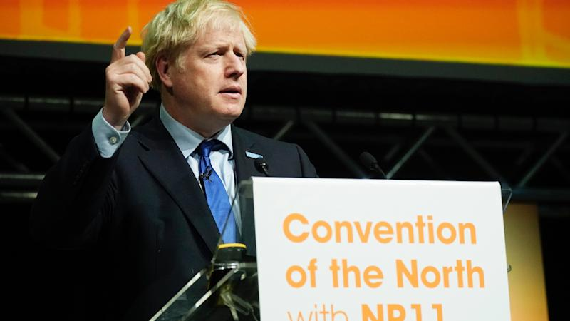 PM vows to 'do devolution properly' as he promises to hand over rail powers