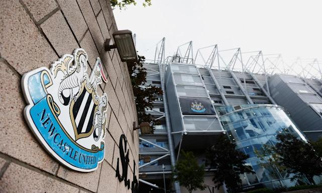 "<span class=""element-image__caption"">Payments relating to five players' moves to Newcastle are being investigated.</span> <span class=""element-image__credit"">Photograph: Dean Mouhtaropoulos/Getty Images</span>"