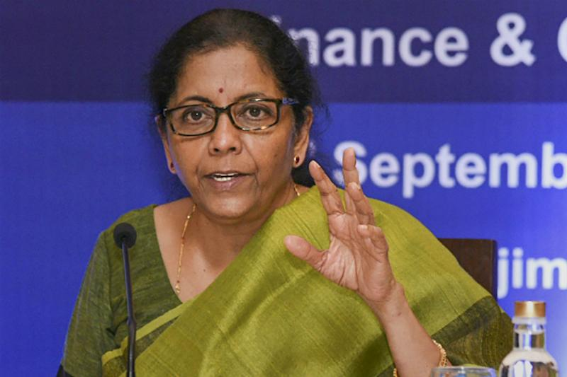 Nirmala Sitharaman Likely to Announce Economic Package Shortly to Deal With Coronavirus Impact