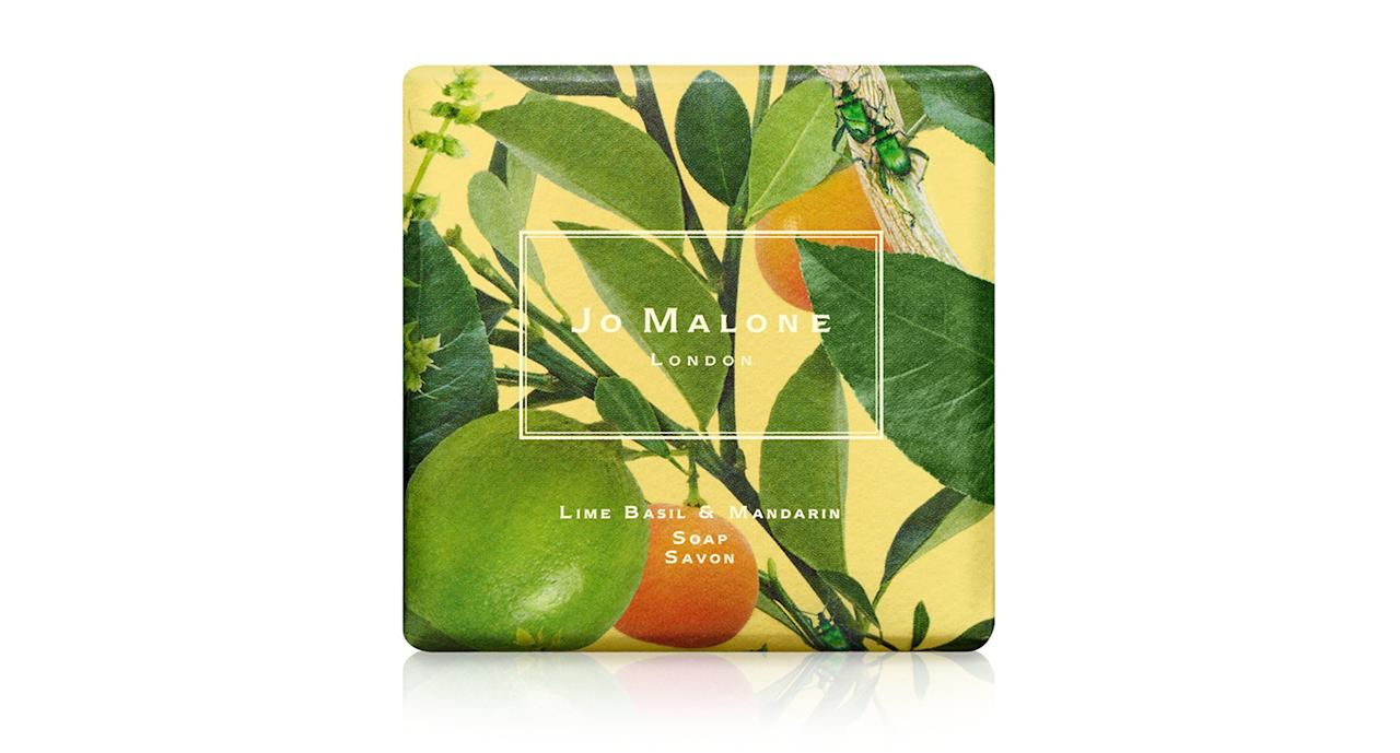 """Jo Malone's most popular scent is available in soap form and far more affordable than the cologne and candle featuring the fragrance. The ideal present if you're a little strapped for cash but want to give your mother a treat. <a href=""""https://fave.co/2N2GQul""""><strong>Shop now.</strong></a>"""