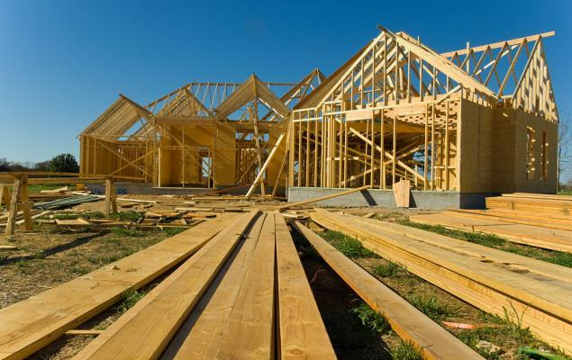 Housing Starts/Building Permits a Glimmer of Hope; Plus WMT, HD
