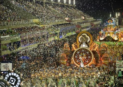 Often based in Rio de Janeiro's poorest neighborhoods, the samba schools spend most of the year getting ready for carnival