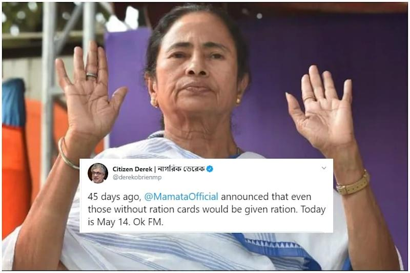 'Ok FM': TMC MP Says Bengal's Plan for Migrants Came Way Before Centre's 'One Nation One Ration'