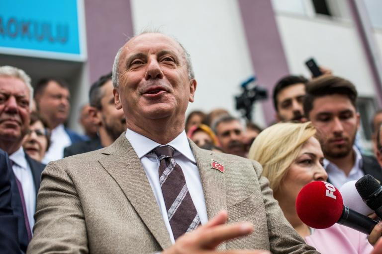 Republican Peoples Party (CHP) presidential candidate Muharrem Ince had energised the opposition with mass rallies