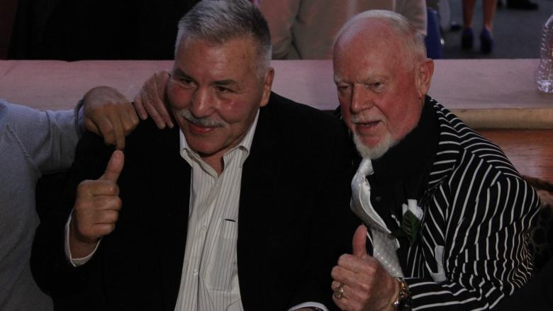 Legendary boxer George Chuvalo rings in 80th birthday