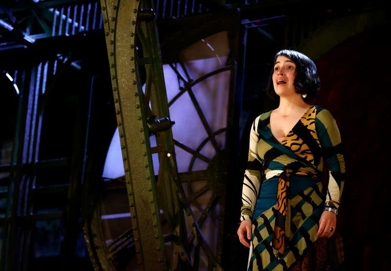 Musical ''Amelie'' gets set to re-open in West End