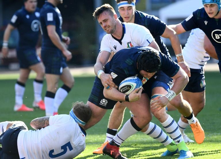 Italy are set to take the Six Nations wooden spoon for a 15th time