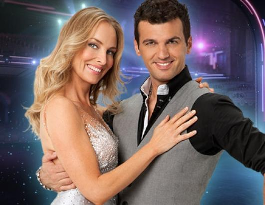 Chynna Phillips, singers, joins Tony Dovolani, who is back for his twelfth season