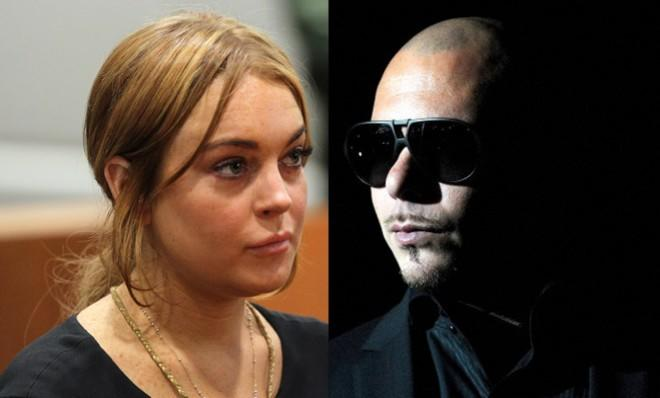 """I got it locked up like Lindsay Lohan"" — the Pitbull lyric that launched a frivolous lawsuit."