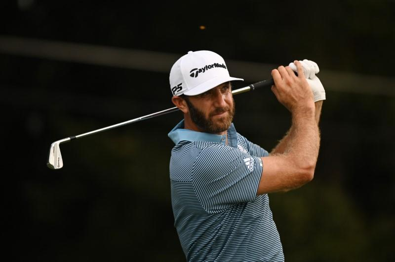 Golf: Johnson, Rahm share lead after first round in Atlanta