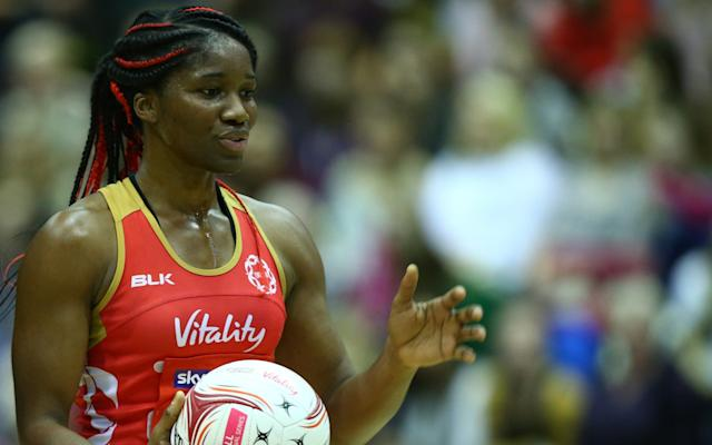 Ama Agbeze has called for further professionalisation within netball - GETTY IMAGES
