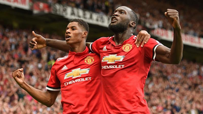 Rashford can be as good as Kane, says Man United boss Solskjaer