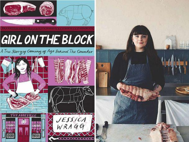 PHOTO: 'Girl on the Block: A True Story of Coming of Age Behind the Counter,' by Jessica Wragg. (HarperCollins Publishers)