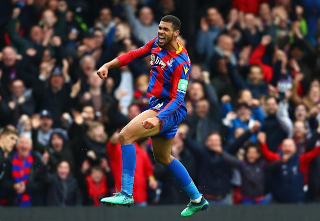 Loftus-Cheek enjoyed successful loan spell at Palace last year