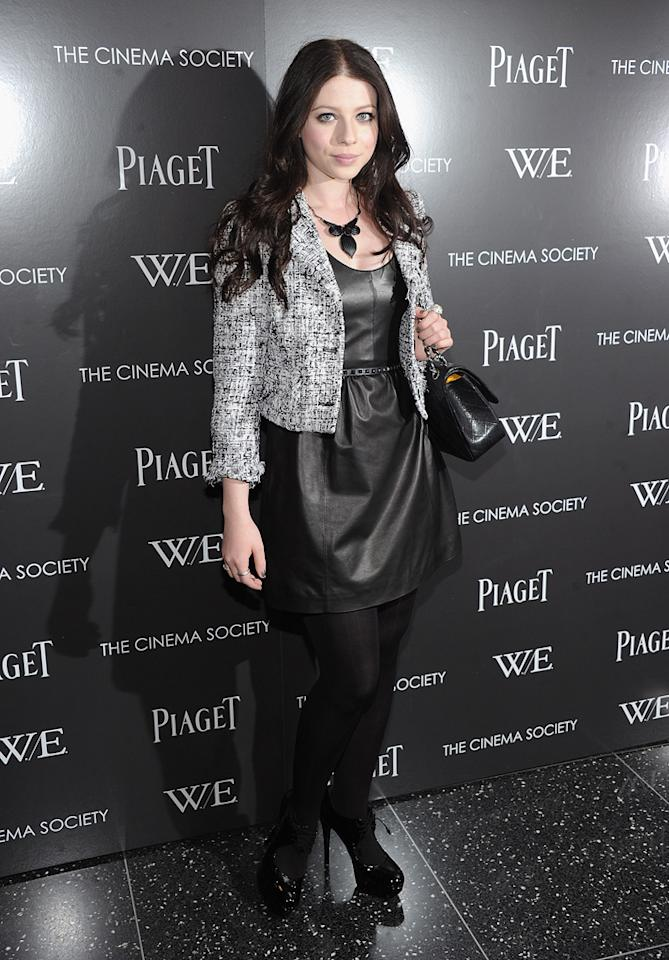 "<a href=""http://movies.yahoo.com/movie/contributor/1800019074"">Michelle Trachtenberg</a> at the New York screening of <a href=""http://movies.yahoo.com/movie/1810159454/info"">War Horse</a> on December 4, 2011."