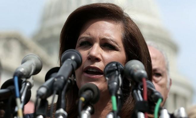 Michele Bachmann arguably did far more for Democrats than Republicans.