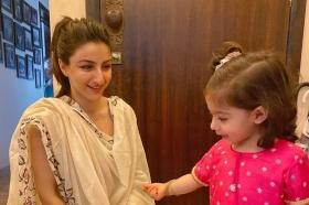 FPJ Exclusive: 'We're guilty of making our children feel like a star', says Soha Ali Khan
