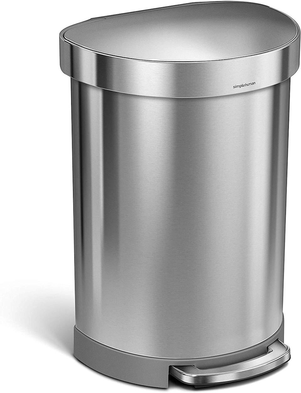 best kitchen trash cans simple human