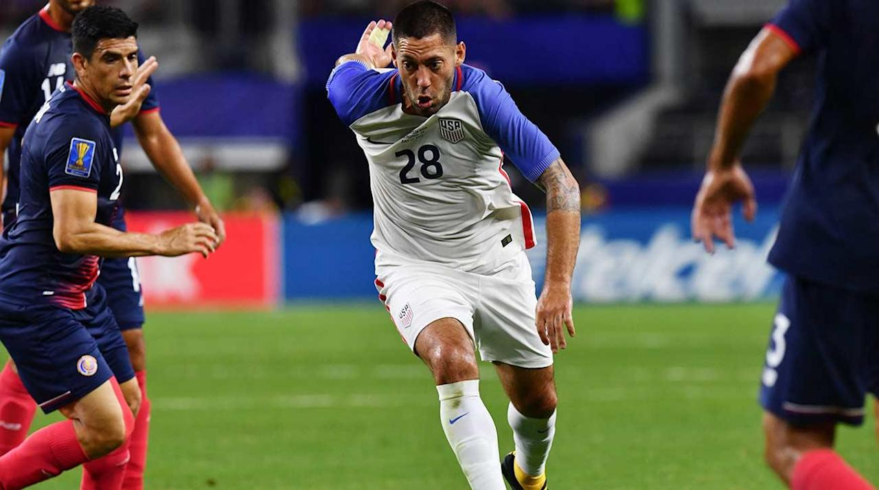 """<p>The US national team found its footing after four games of rotation and experimentation—as well a potential super sub for next summer's World Cup—and reclaimed its customary place in the CONCACAF Gold Cup final with a dominating 2-0 defeat of Costa Rica.</p><p>The Americans' streak of five straight appearances in the continental title match was derailed two years ago in a semifinal loss to Jamaica that marked the beginning of former coach Jurgen Klinsmann's onerous end. His replacement, Bruce Arena, made it clear from the start that this summer's Gold Cup was about testing the depth of the American player pool. Upcoming qualifiers in September in October must take precedence.</p><p>But once the knockout rounds began, Arena placed more importance on a sixth Gold Cup title, and the veterans he called in to help carry the USA there have come up big. In Saturday's semifinal outside Dallas, Jozy Altidore and Clint Dempsey scored the second-half goals, Tim Howard was flawless in net and Michael Bradley orchestrated his squad's finest midfield performance of the competition.</p><p>The Americans (4–0–1) were deserving winners and now will have an extra day's rest before meeting Mexico or Jamaica in the July 26 final. Here are three thoughts on the game that got them there.</p><p></p><h3><strong>Record-tying Dempsey the super sub</strong></h3><p></p><p>He's 34 years old, recovered from a heart condition that sidelined him last year and has admitted he's not always going to be an every minute of every game player going forward. And Saturday's game wasn't the first indication that the surgical, timely deployment of Dempsey may be a big part of the national team's future.</p><p>Last month, Dempsey came on in the second half of a Cascadia Cup clash between his Seattle Sounders and the Portland Timbers and silenced Providence Park with a <a rel=""""nofollow"""" href=""""https://www.si.com/planet-futbol/2017/06/26/mls-sounders-timbers-cascadia-cup-clint-dempsey"""">94th-minute equalizer</a"""