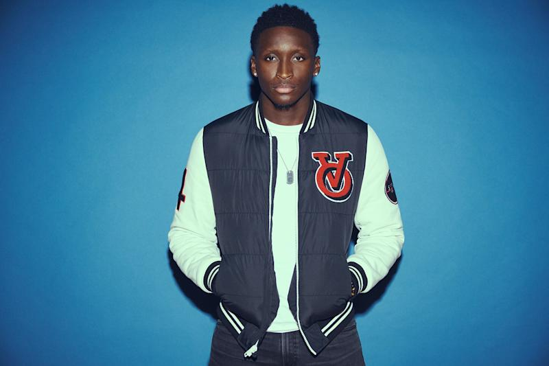 Indiana Pacers star Victor Oladipo